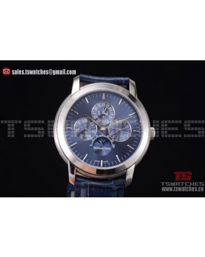 Audemars Piguet Jules Audemars Grand Complication Blue Dial SS/LT-ST16 Auto(EF)