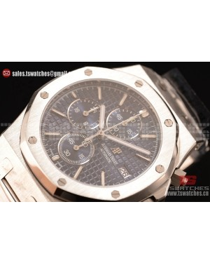Audemars Piguet Royal Oak Chronograph Miyota OS10 Quartz Blue Dial SS/SS