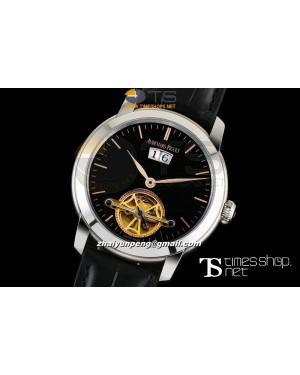 AP0790C - AP Jules Audemars SS/LT Black Dial - Asian Automatic