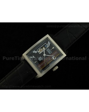 Port Royal Open Anniversary SS Black Dial