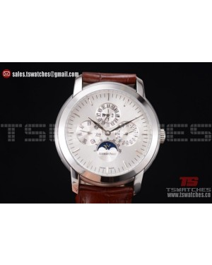 Audemars Piguet Jules Audemars Grand Complication White SS/LT-ST16 Auto(EF)