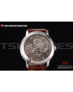 Audemars Piguet Jules Audemars Grand Complication Brown SS/LT-ST16 Auto(EF)
