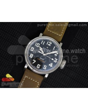Pilot Type 20 Extra Special SS 45mm V6F 1:1 Best Edition on Brown Asso Strap A2892