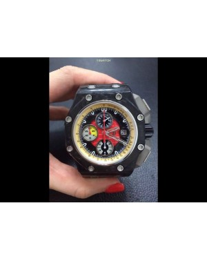 AP16725 - Royal Oak Offshore Real Forge Carbon Grand Prix JF 1:1 Best Edition V3 A3126...